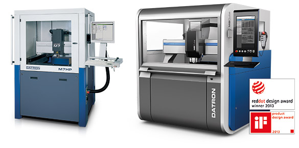 Energy efficient CNC machines like the DATRON M7 and M8Cube can save thousands of dollars annually in operation costs associated with energy consumption.