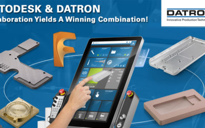 Autodesk and DATRON a Winning Combination