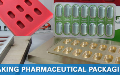 Making Molds for Pharmaceutical Packaging