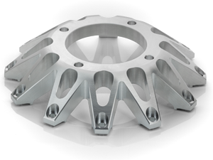 Rapid Prototyping Application - Wheel Rim
