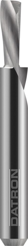 Single Flute End Mill - Long Reach