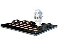 Automation system machine accessories