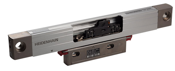 Linear scales assist in accuracy and holding tight tolerances.
