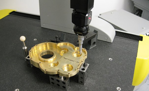 CMM surface mapping can help with maintaining depth of cut but it requires additional CAM programming.